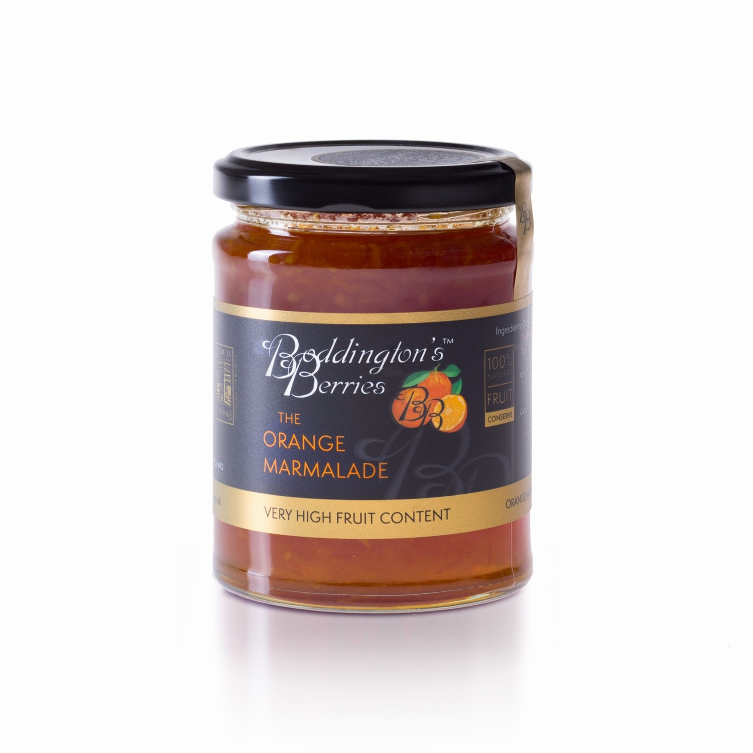 Orange Marmalade - 340g Jar Orange Marmalade
