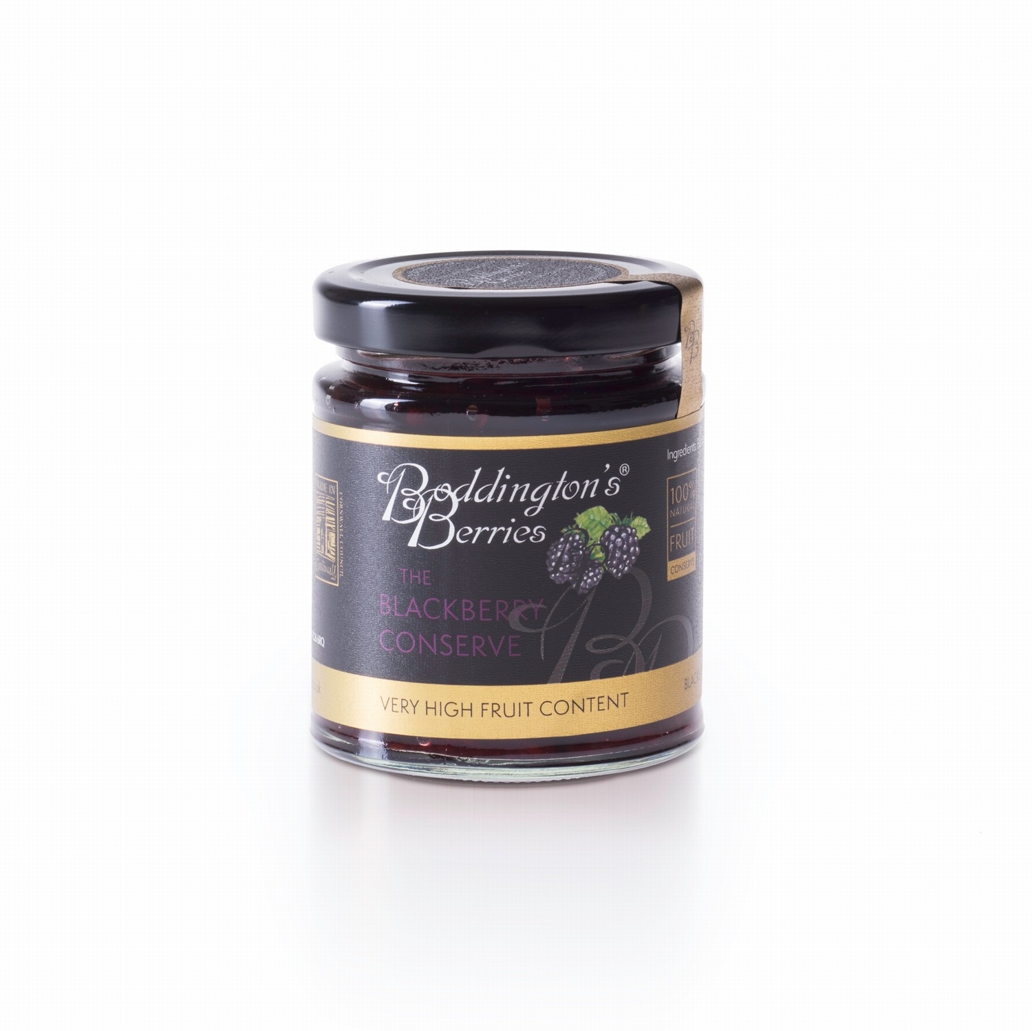 Blackberry Conserve - 227g Jar Blackberry Conserve