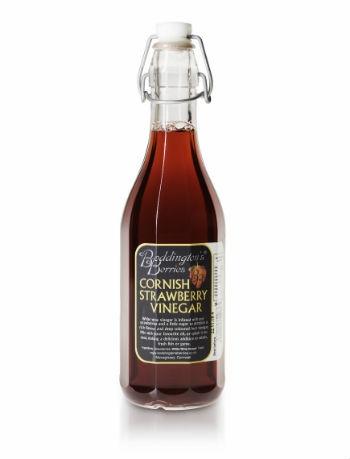 Strawberry Vinegar - 500ml Strawberry Vinegar