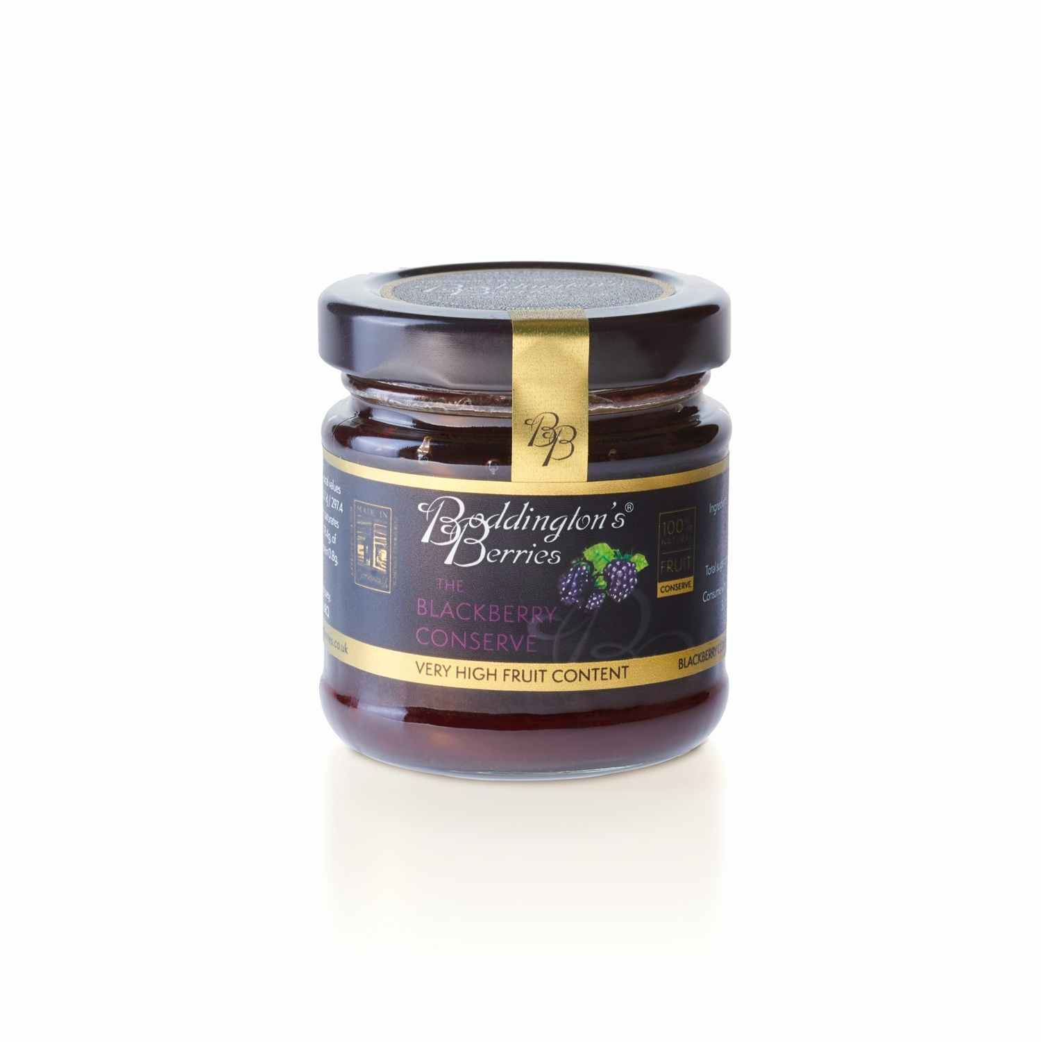 Blackberry Conserve - 113g Jar Blackberry Conserve