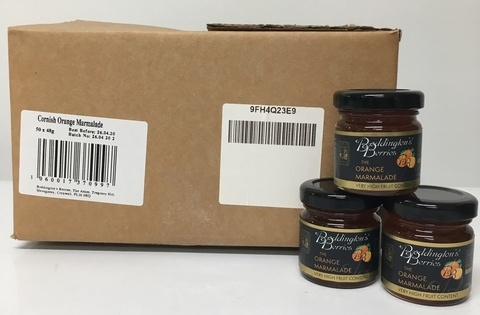 Orange Marmalade - 48g Jars [x 50]