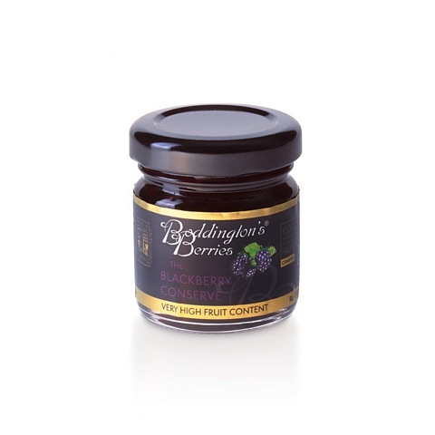 Blackberry Conserve - 48g Jar