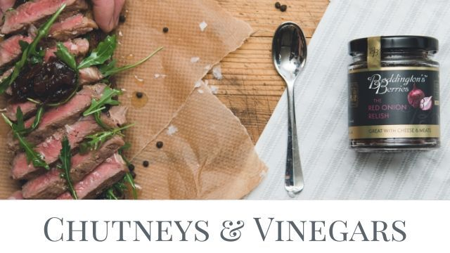 Chutneys and Vinegars