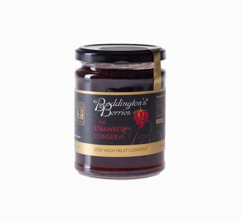 Strawberry Conserve - 340g (x 9)